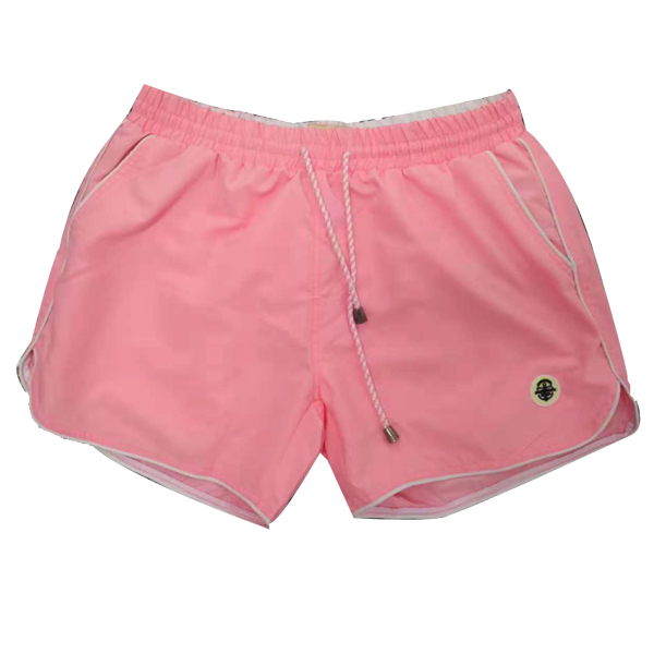 bright color swimming shorts