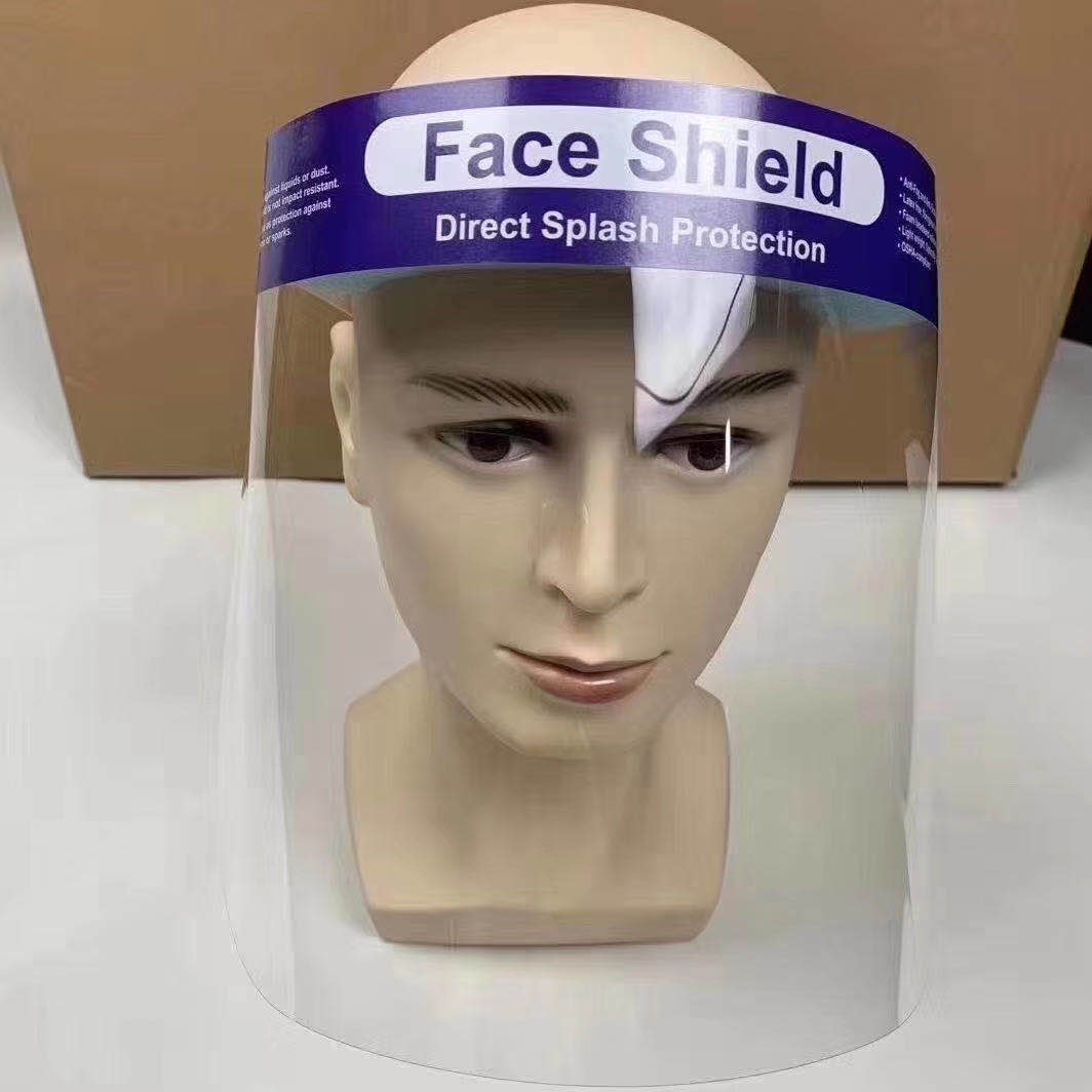 Anti Fog Protective Face Shields