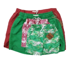 Bright Color Beach Shorts