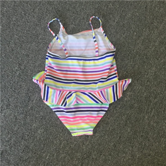 Printing Girls Swimwear