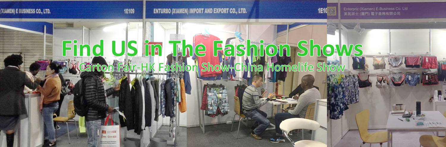 Enterpriz (Xiamen) E-Business Co., Ltd. Fashion Shows
